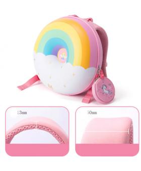 Рюкзак детский Nohoo Пончик розовый