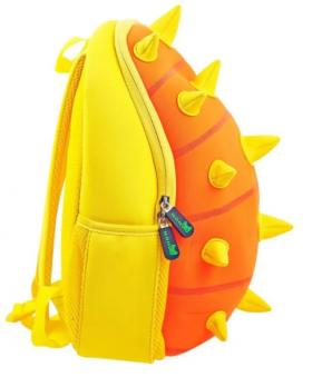Рюкзак детский Nohoo Желтый Шипастик