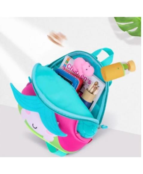Рюкзак детский Русалка Голубая