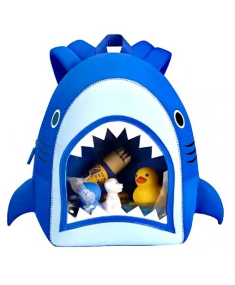 Рюкзак детский Зубастая акула