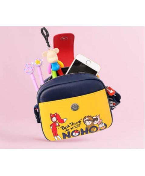 Детская сумочка Nohoo На Стиле Синяя