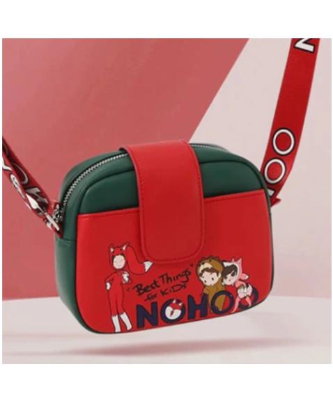 Детская сумочка Nohoo На Стиле Зеленая
