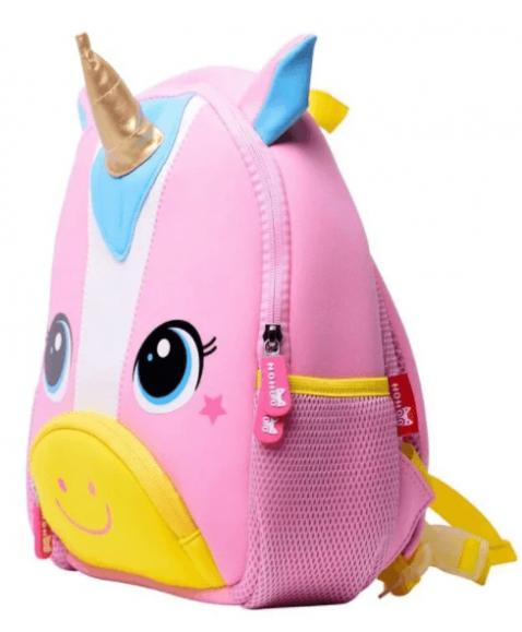 Рюкзак детский Единорог Розовый