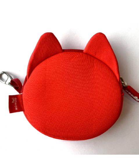 Кошелек Nohoo Лисенок Красный