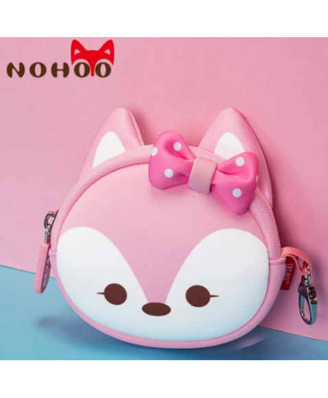 Кошелек Nohoo Лисенок Розовый