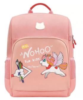 Школьный ранец Nohoo Класс Единорог Амая Розовый