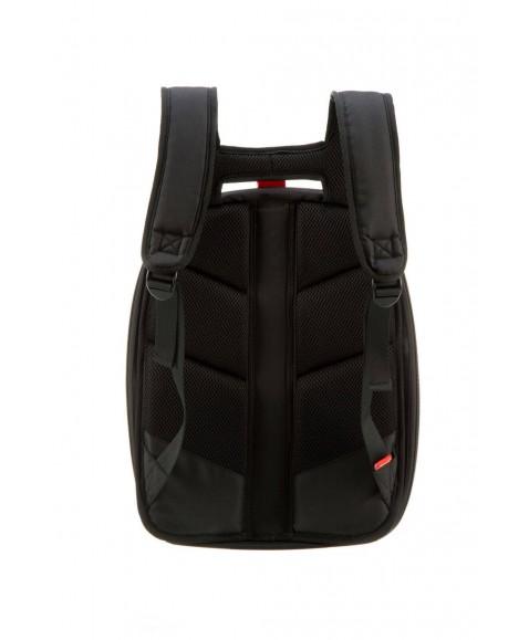 Рюкзак ZIPIT SHELL BLACK&TURQUOISE