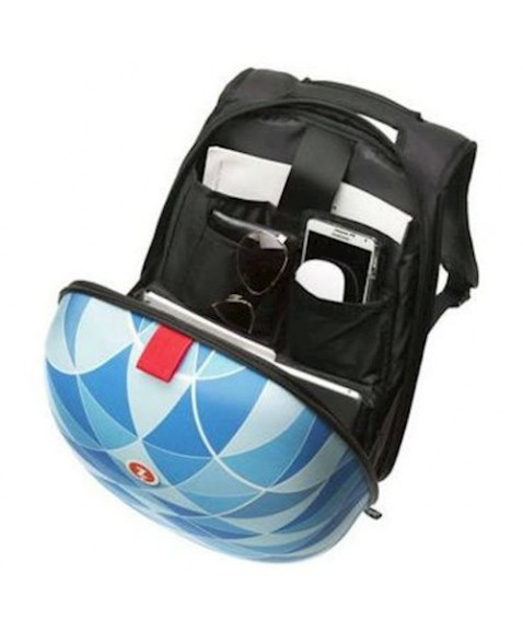 Рюкзак ZIPIT SHELL BLUE