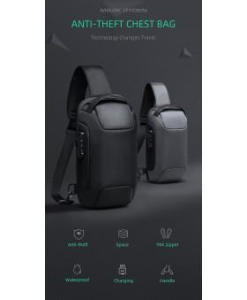 Рюкзак с одной лямкой MARK RYDEN MR7116 Mini Odyssey Gray