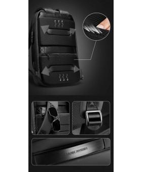 Рюкзак MARK RYDEN MR9116 Odyssey Black