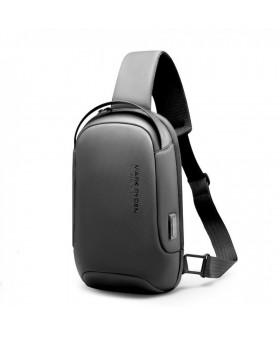 Рюкзак с одной лямкой MARK RYDEN MR7510 Lexus Gray