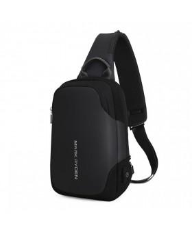 Рюкзак с одной лямкой MARK RYDEN MR7056 Mini Secret Black