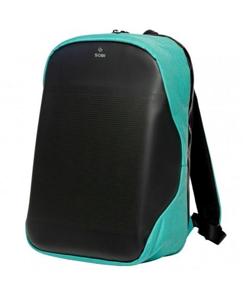 Рюкзак MARK RYDEN SB9704 Pixel Neo Turquoise
