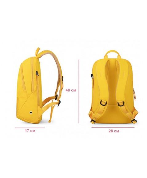 Рюкзак MARK RYDEN MR9978 Dolce Yellow