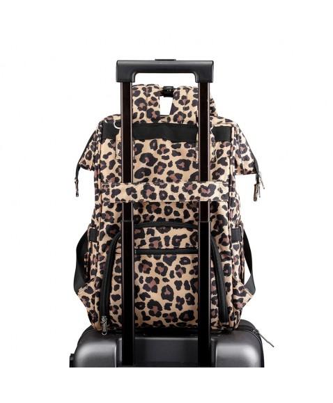 Рюкзак MARK RYDEN MR8703 Supermom Leopard
