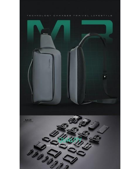 Сумка через плечо MARK RYDEN MR8699 Magnetic Black