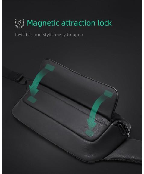 Сумка через плечо MARK RYDEN MR8699 Magnetic Gray