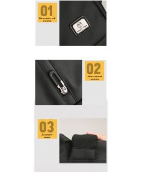 Рюкзак MAZZY STAR MS035 Black
