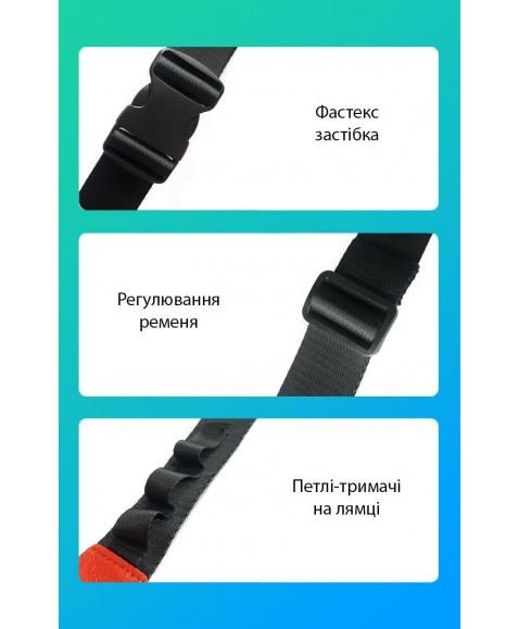 Сумка на пояс MAZZY STAR MS5122 Orange