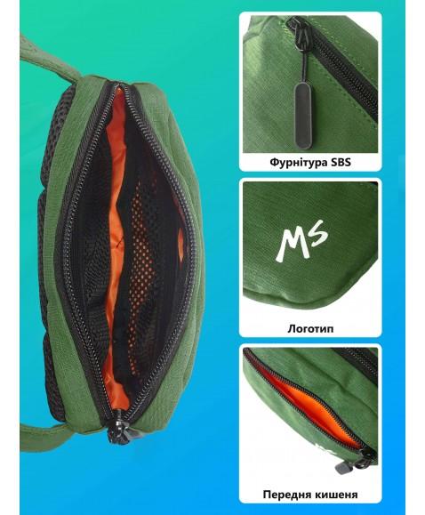 Сумка на пояс MAZZY STAR MS5122 Green