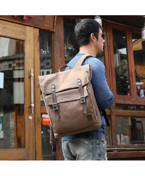 Рюкзак MUZEE ME1655 Coffee