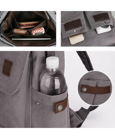 Рюкзак MUZEE ME1288 Gray