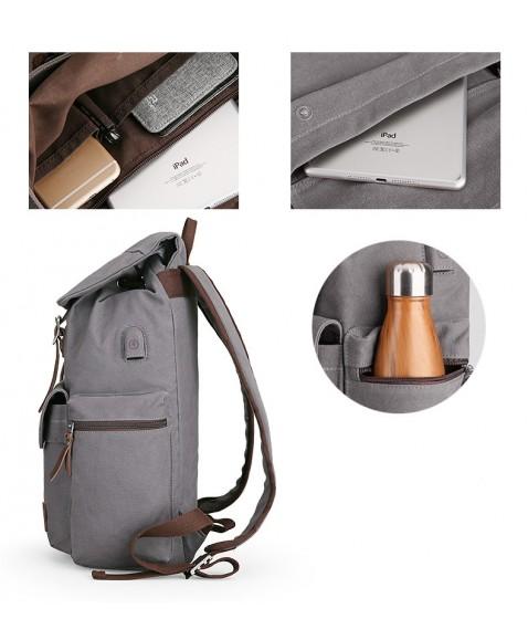 Рюкзак MUZEE ME1729 Dark Blue