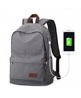 Рюкзак MUZEE ME0710 Gray