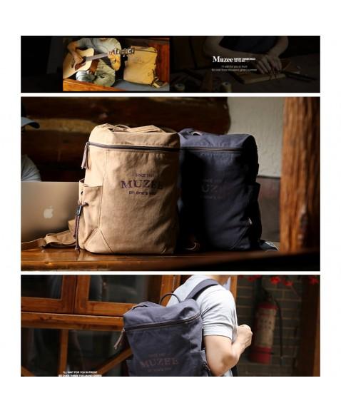 Рюкзак MUZEE ME1189 Dark Blue