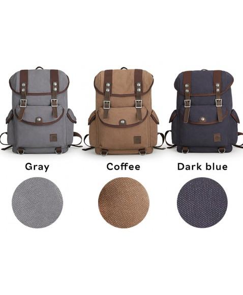 Рюкзак MUZEE ME1672 Dark Blue