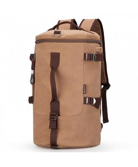 Сумка-рюкзак MUZEE ME1067 Coffee