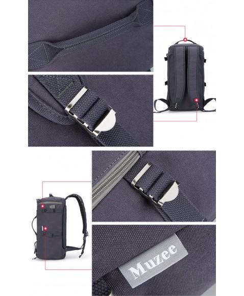 Сумка-рюкзак MUZEE ME1067 Dark Blue
