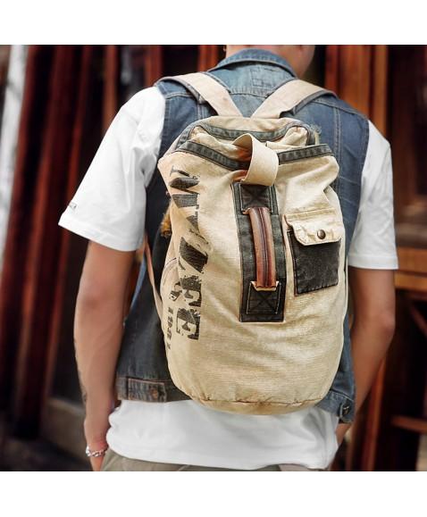Сумка-рюкзак MUZEE ME1846 Khaki