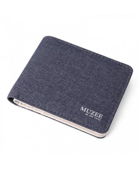 Кошелек MUZEE ME6688 Dark Blue