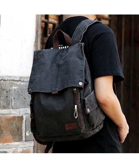 Рюкзак MUZEE ME1883 Black