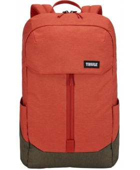 Рюкзак Thule Lithos 20L Backpack (Rooibos/Forest Night)