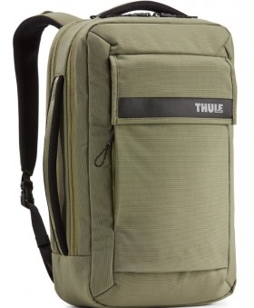 Рюкзак-Наплечная сумка Thule Paramount Convertible Laptop Bag 15,6' (Olivine)
