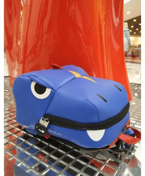 Детский рюкзак Nohoo Дракон Синий