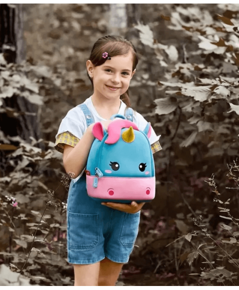 Детский рюкзак Nohoo Единорог Радужный Средний