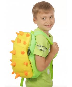 Детский рюкзак Nohoo Желтый Шипастик