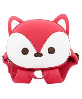 Детский рюкзак Nohoo Красный Лисенок средний