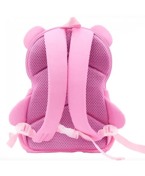 Детский рюкзак Nohoo Мишутка Розовый