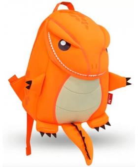 Детский рюкзак Nohoo Оранжевый Динозаврик