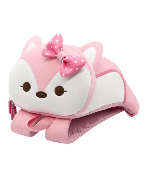Детский рюкзак Nohoo Розовый Лисенок