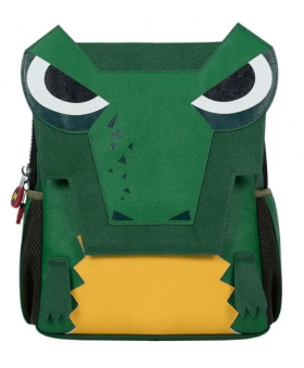 Школьный ранец Nohoo Крокодил