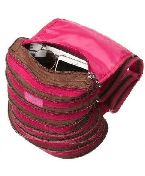 Рюкзак детский ZIPIT ZIPPER Fuchsia & Deep Brown