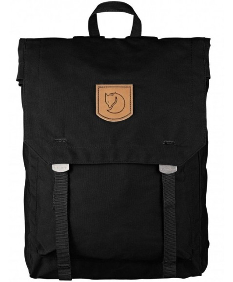Рюкзак Fjallraven Foldsack No.1 Black
