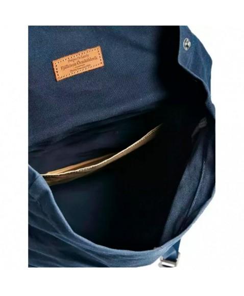 Рюкзак Fjallraven Foldsack No.1 Navy