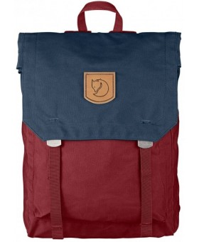 Рюкзак Fjallraven Foldsack No.1 Ox Red/Navy