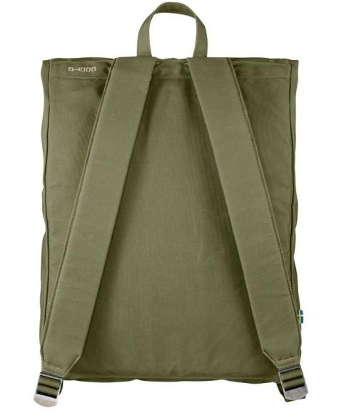 Рюкзак Fjallraven Foldsack No.1 Green